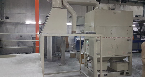 Dust collector manufacturer and sales in UAE Dust collector